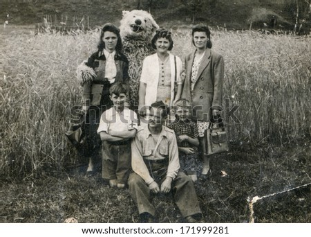 bielsko  poland  circa 1940s  ...