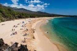 Big Beach - Maui Hawaii