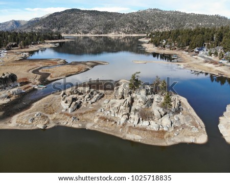 Big Bear California  #1025718835