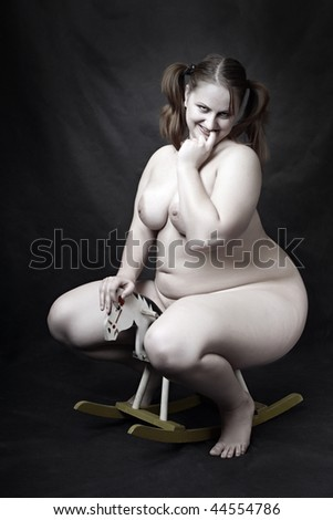 Rubenesque Women http://www.shutterstock.com/pic-44554786/stock-photo-big-beautiful-woman-with-hobby-horse-great-photo-for-calendar-and-valentine-greetings.html