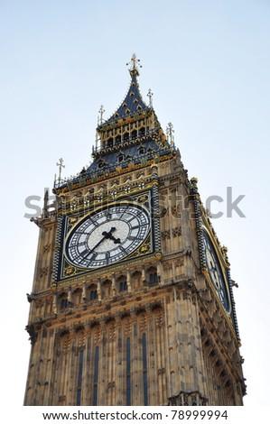 Big Ben, London, day time