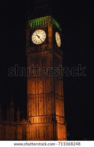 Big Ben - London - Uk #711068248