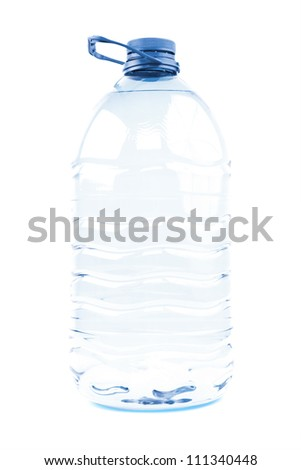 Big bottle of water
