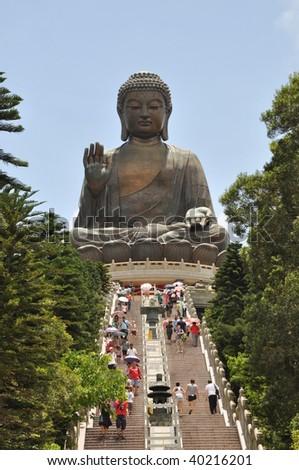 Big Buddha Stair