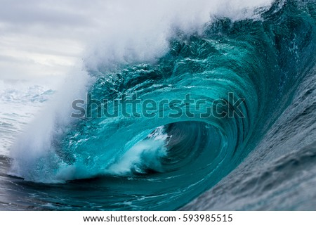 big crashing wave #593985515