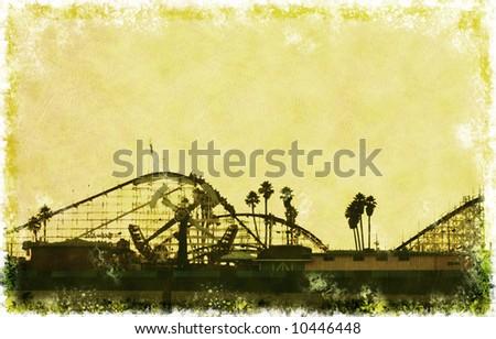 big dipper roller coaster at...
