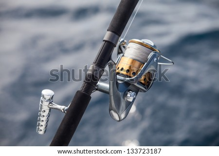Big Fishing Rods And Reels Big Game Fishing Reels And