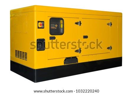 Big generator isolated