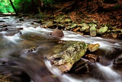 Big Hunting Creek, Catoctin Mountain Park, Maryland, USA