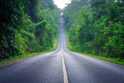 big road one line