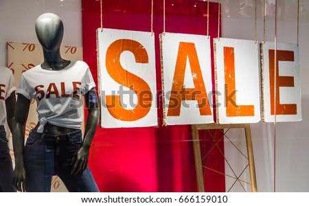 big sale shop
