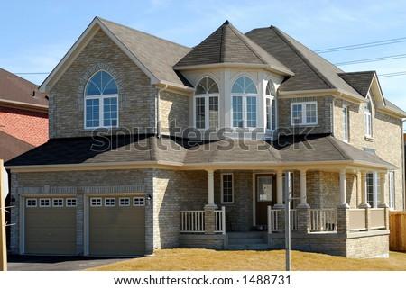 Big spacious luxury house