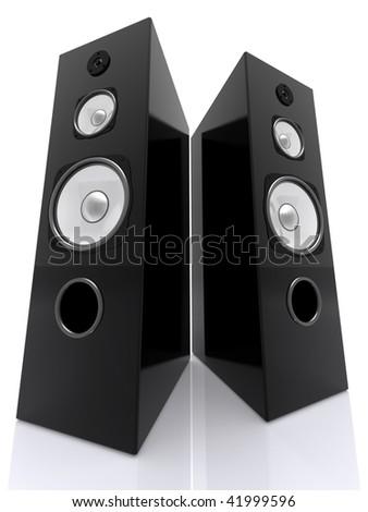 Big Speakers Wide