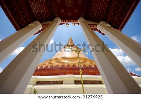 Big Stupa Chedi Phra Pathom