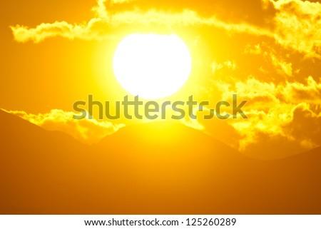 big sun #125260289