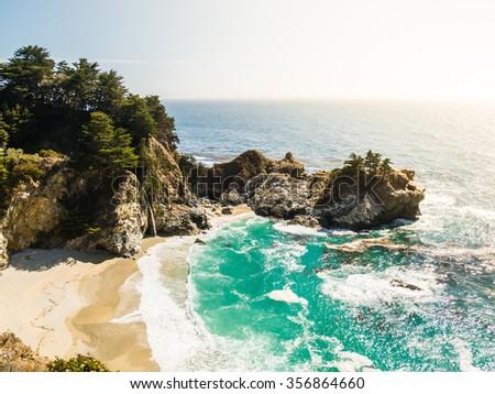 Big Sur in California, USA #356864660