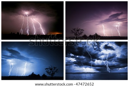 Big thunderbolt collection