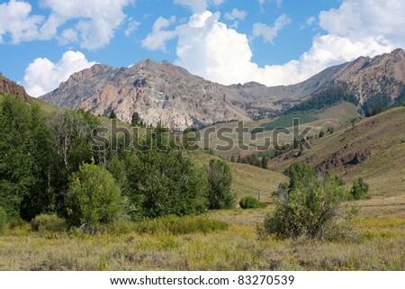 Big Wood Valley, Idaho