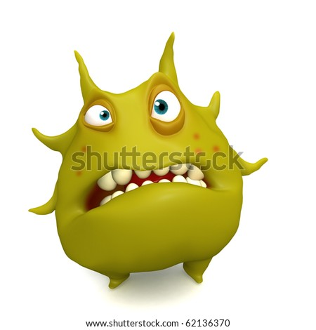 big yellow virus