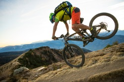 bike balance - mountain bike feeling