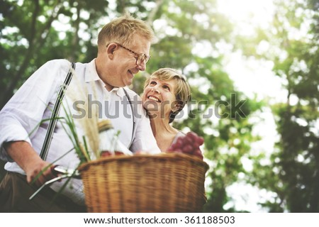 Shutterstock Bike Cheerful Natural Park Romance Two Family Concept