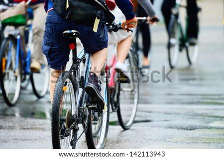 Bike crowd #142113943