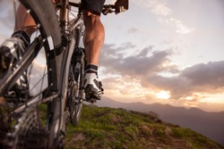 bike feeling - mountain bike legs