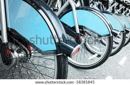 Bike for rent in Lodnon