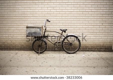 Bike in New York.