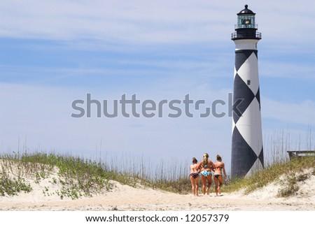 Bikini Lighthouse