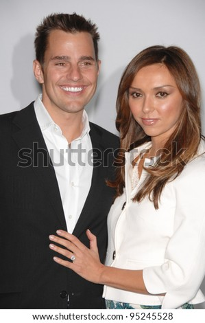 Bill Rancic & fiance Giuliana DePandi at the 14th Annual Race to Erase MS gala at the Hyatt Regency Century Plaza in Los Angeles. April 14, 2007  Los Angeles, CA Picture: Paul Smith / Featureflash