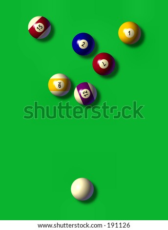 Billiard Graphic