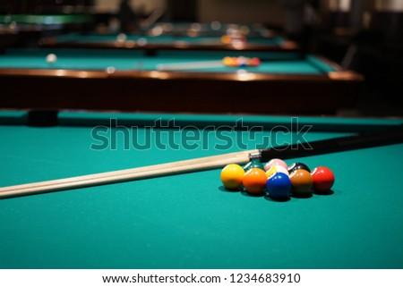 Billiards of image #1234683910