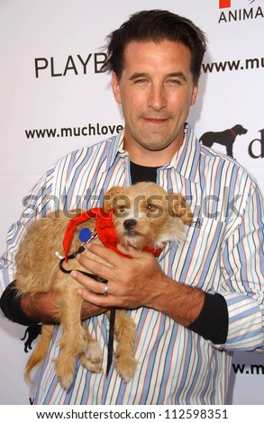 Billy Baldwin at the \