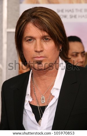Billy Ray Cyrus  at the Los Angeles Premiere of 'Hannah Montana The Movie'. El Capitan Theatre, Hollywood, CA. 04-02-09