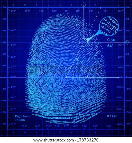 Binary fingerprint