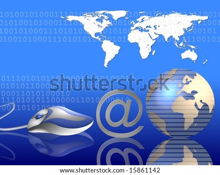binary world wide web