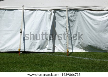 Binders for big circus tents #1439866733