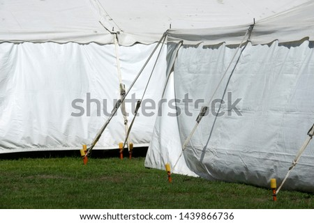 Binders for big circus tents #1439866736