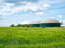 biogas production, biogas plant, bio power