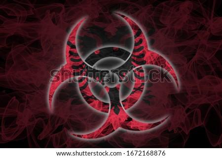 Biohazard Albania, Biohazard from Albania, Albania Quarantine