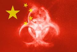 Biohazard China, Biohazard from China. Coronovirus in China
