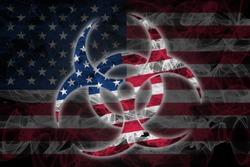 Biohazard United States, Biohazard from United States, United States Quarantine