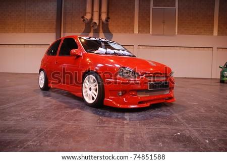 Car Show On July In Birmingham England UK Birmingham NEC - Car show england
