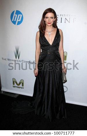 Bitsie Tulloch at the Weinstein Company Post Oscar Event, Skybar, West Hollywood, CA 02-26-12