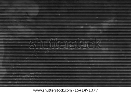 Black abstract background. Grunge texture