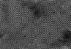 Black abstract textured background texture to the point with spots of paint. Blank background design banner.