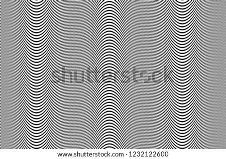black amplitude fine lines graphic background