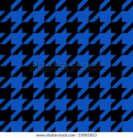 houndstooth fabric car