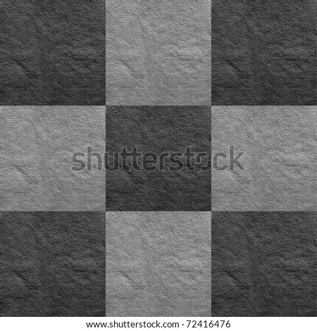 black and grey checkered paper background
